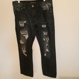 VICTORIOUS PREMIUM COLLECTION DISTRESSED JEANS